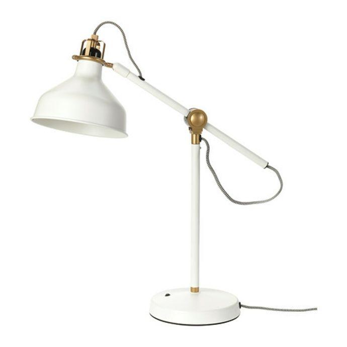 Ikea Ranarp Arbeitsleuchte Schreibtischlampe verstellbar-Moderne Lampen