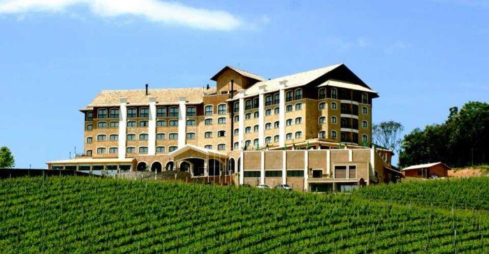 In Serra Gaúcha wird des brasilianischen Weines produziert-Weinsorten Weinreisen Weinanbaugebiet Weinherstellung im Ausland
