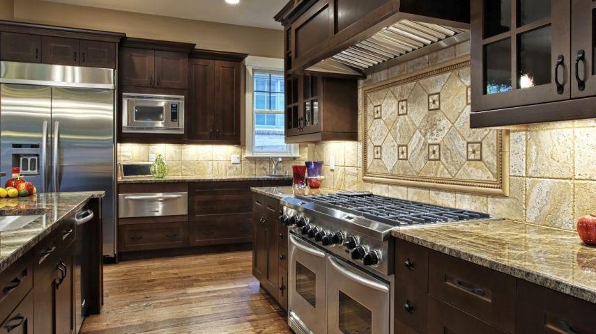 k chenarbeitsplatten aus granit die feinste optik f r ihre k che. Black Bedroom Furniture Sets. Home Design Ideas