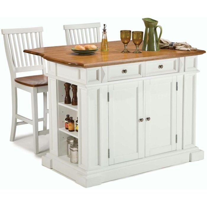 Stilvolle Sitzmöbel für die Küche – der Barhocker  Trendomat.com