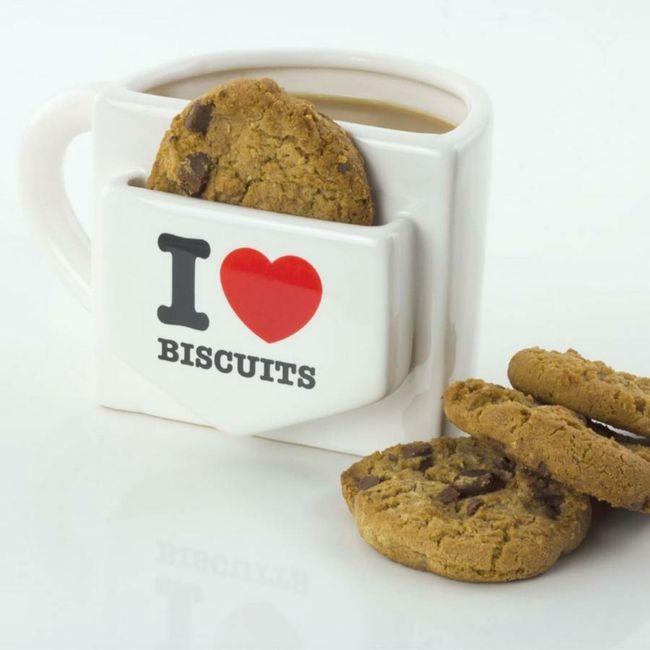 Kaffeebecher mit Seitenfach-Valentinstag Geschenk Ideen
