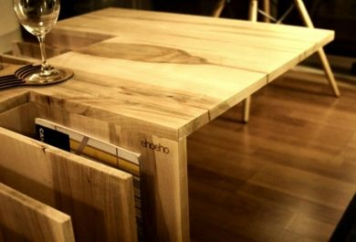 Hervorragend Buchablage aus Holz selber bauen - Trendomat.com LA64