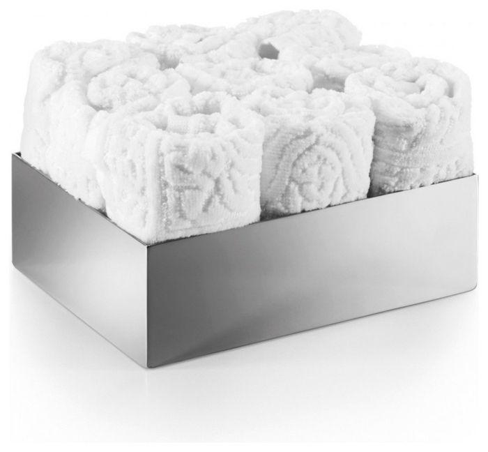 Kasten Badetücher Ordnung-Einzigartige Deko Ideen Badezimmer