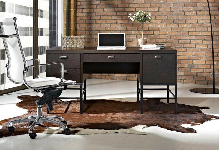 Klassische Form und ausgesprochene Eleganz-moderne Büromöbel Metallbein Büroarbeitsplatz Schreibtisch-Schöne