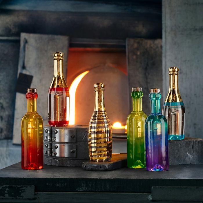 Kosta Boda Flaschen-Wohndesigns