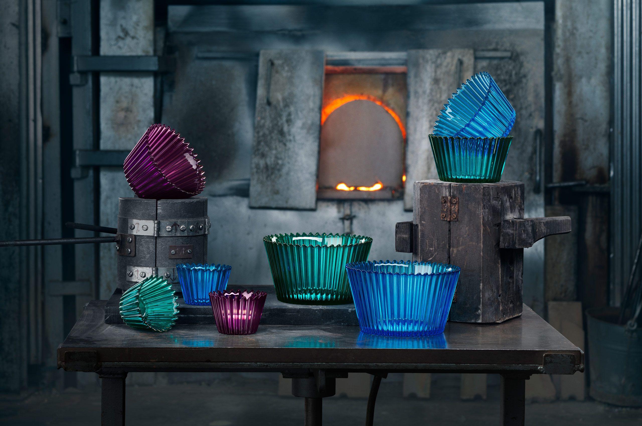 faszination glas und porzellan zerbrechliches design aus skandinavien. Black Bedroom Furniture Sets. Home Design Ideas