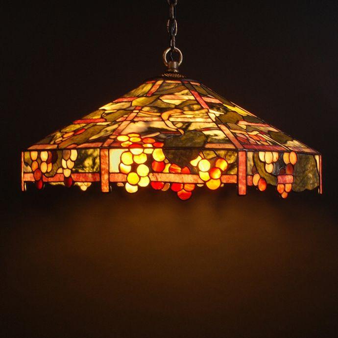 Kreativ Hängeleuchte Deckenleuchte Trauben Lampenschirm-Orientalische Lampen