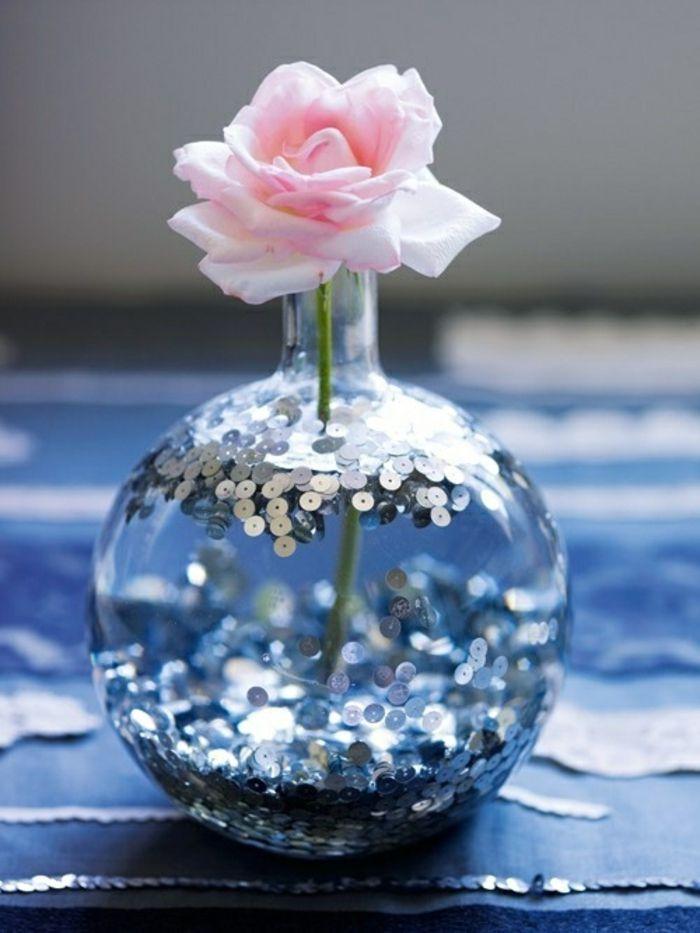 Kugelvase-Moderne Ideen für Vasen DIY