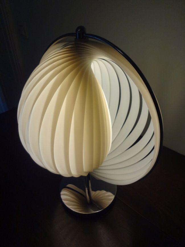 Lampe in Retro-Look-Schöne Deko-Ideen