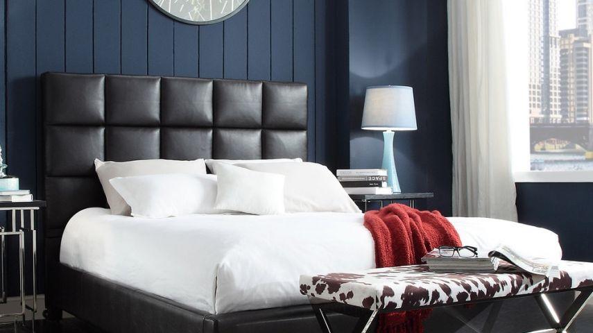 moderne und gem tliche schlafzimmereinrichtungen mit. Black Bedroom Furniture Sets. Home Design Ideas