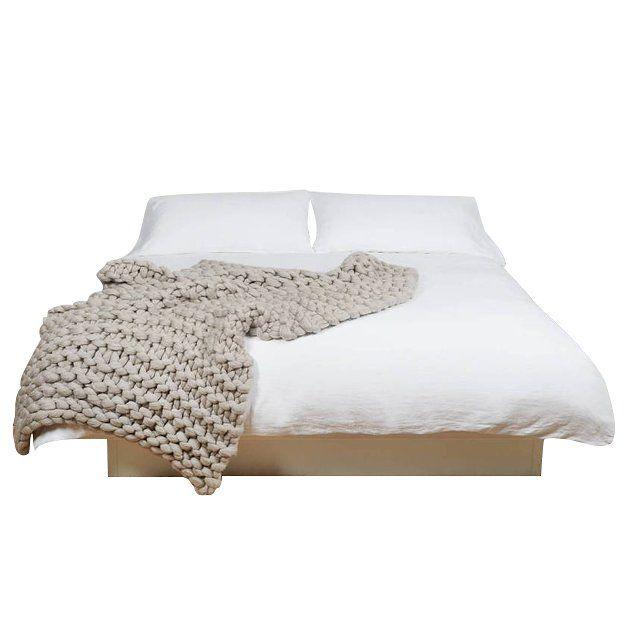 Luxuriöse kuschelige Decke fürs Schlafzimmer-Tagesdecke