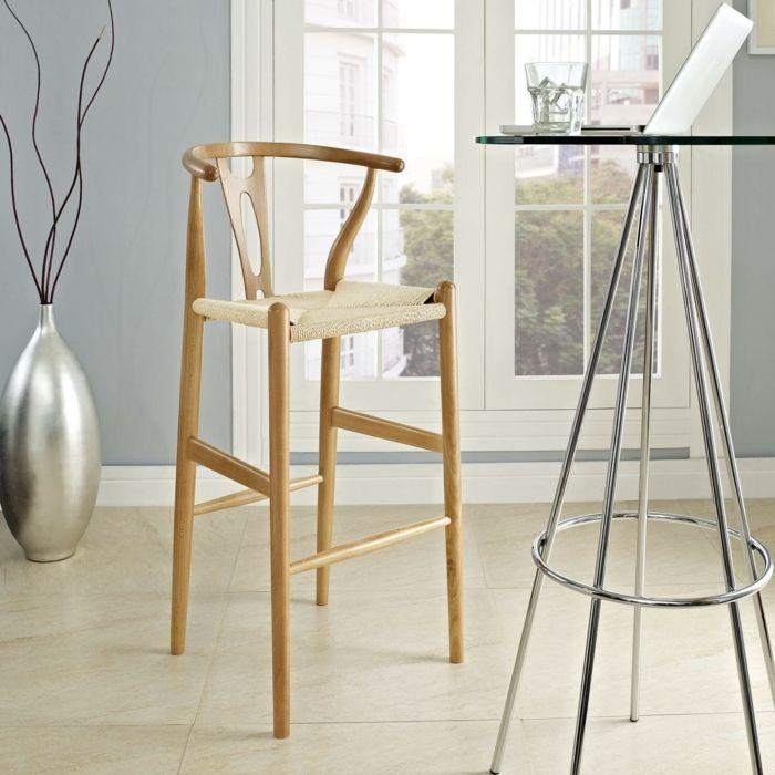 stilvolle sitzm bel f r die k che der barhocker. Black Bedroom Furniture Sets. Home Design Ideas
