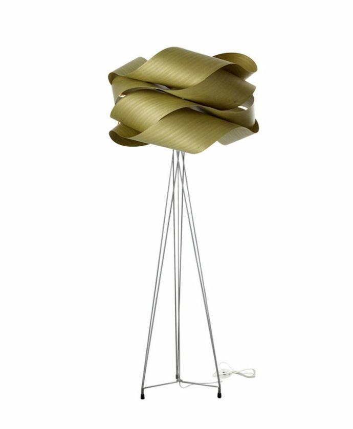 Moderne Designerleuchte mit Möbiusbändern-Lampen und Leuchten