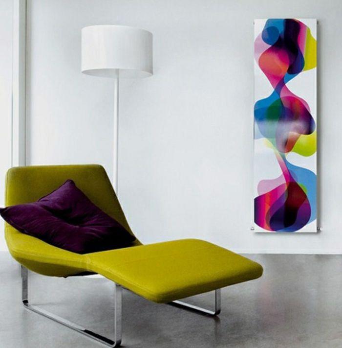 Moderne Einrichtung Kunstbild-zeitgenössische Deko Ideen für Ihr Zuhause