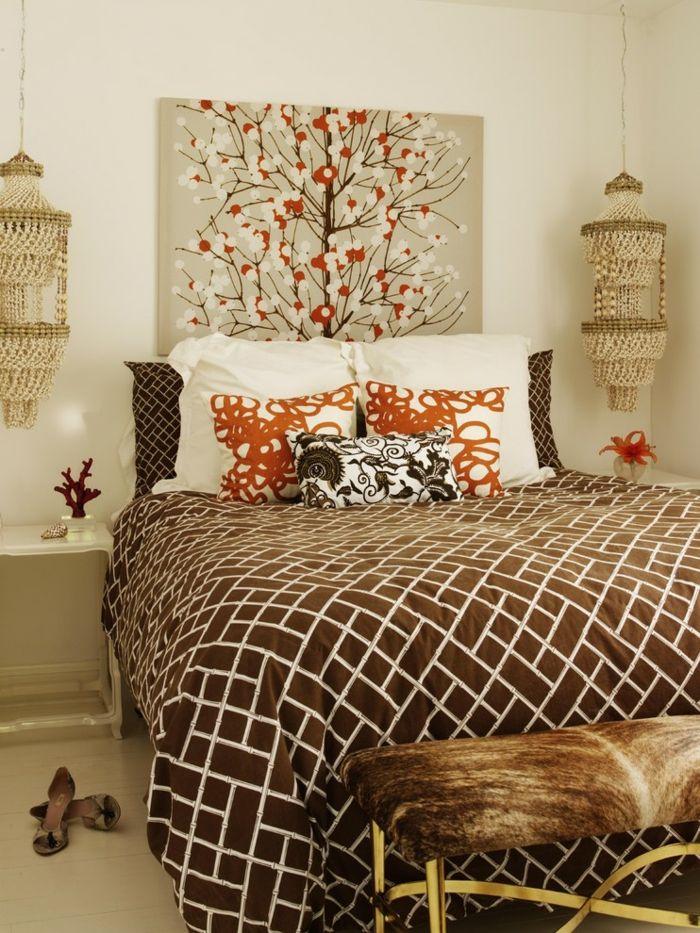 Moderne Gestaltung-Eklektisches Design Schlafzimmer