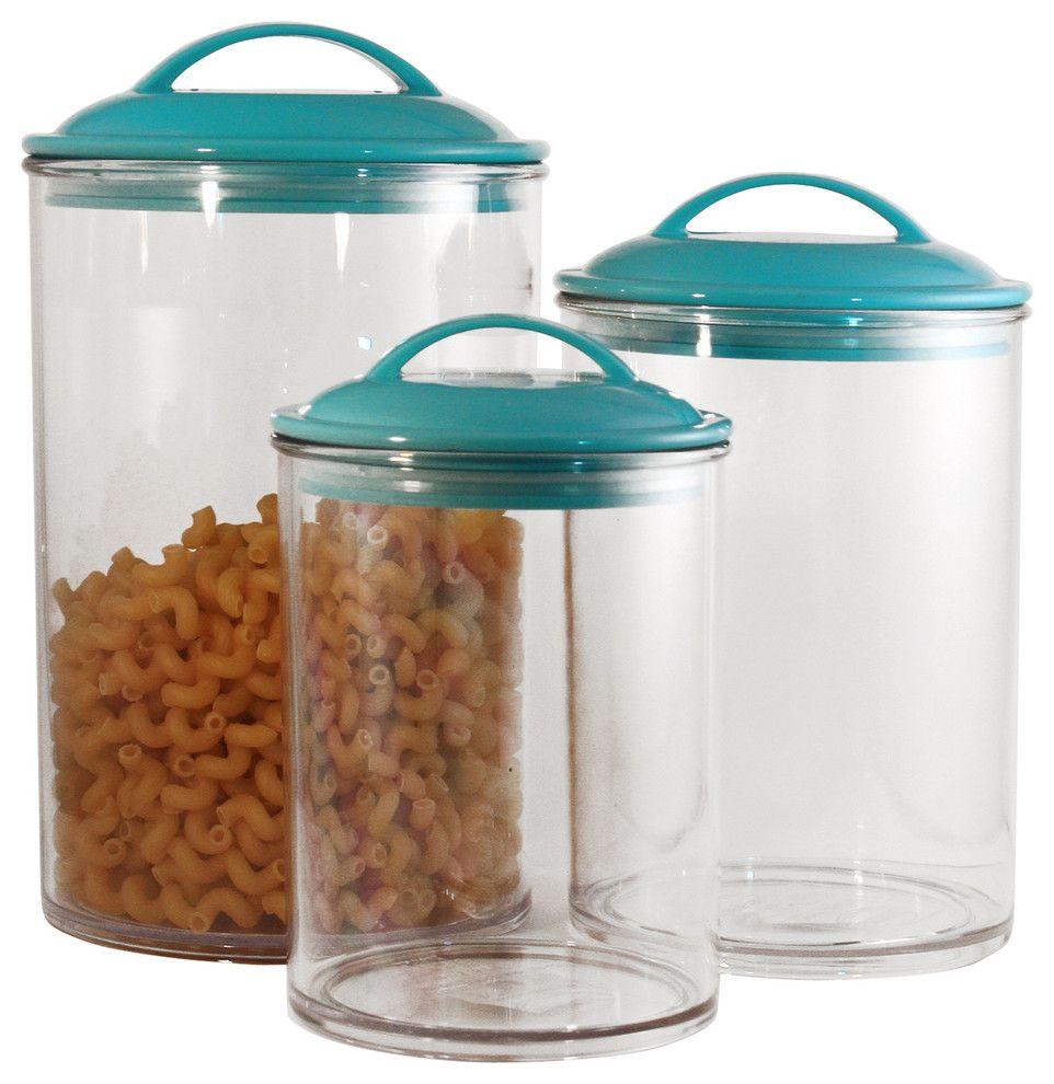 Moderne Vorratsdosen mit Deckel-Vorratsdosen Organisation Küche Produkte Aufbewahrung