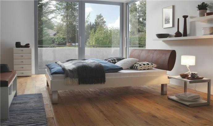 Modernes Bett Schlafzimmer-Schlafzimmer Ideen