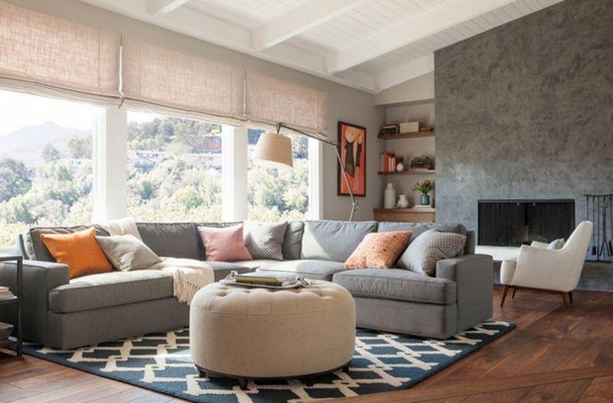 design : wohnzimmer grau gelb ~ inspirierende bilder von ...