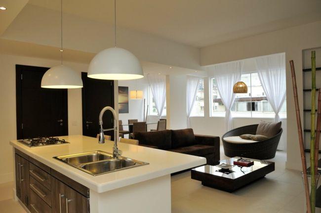 Optimierung des Küchenbereichs-Sitzecke Küche Ideen