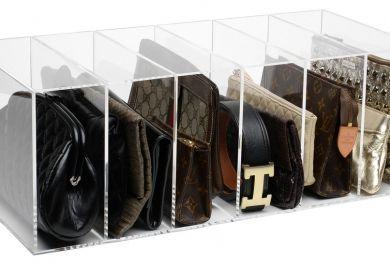 handtaschen aufbewahrung schrank wohn design. Black Bedroom Furniture Sets. Home Design Ideas
