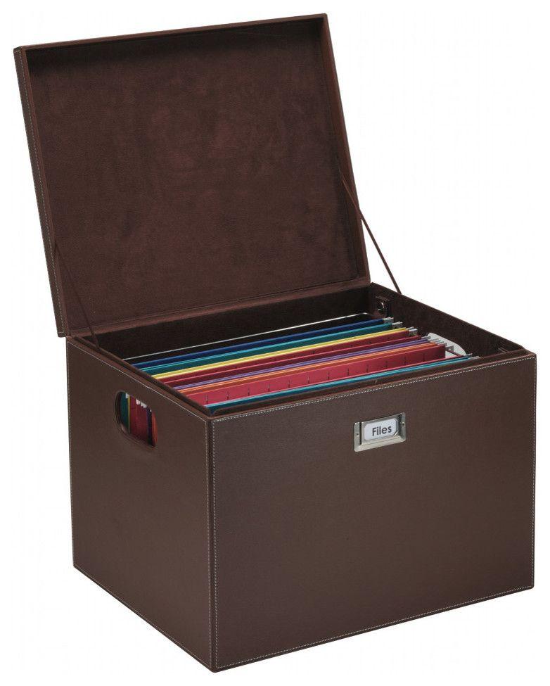 Organisation von Unterlagen-Aufbewahrungsbox Ordnung Unterlagen Heimbüro Home Office Ordner