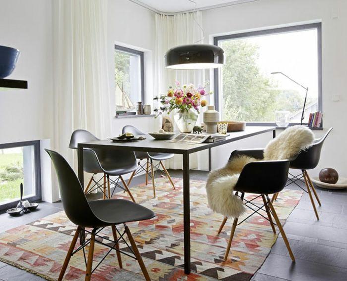 Exotische Teppichideen für Ihr Wohnzimmer - Trendomat.com