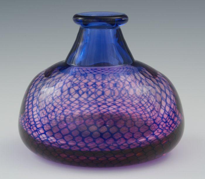 Orrefors Vase-Wohndesigns