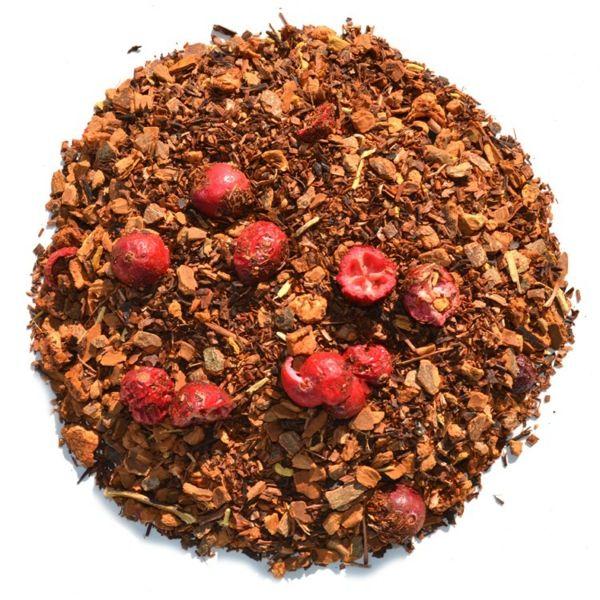 Rooibostee mit tiefroter Farbe-Rooibostee Teesorten Teepflanzen