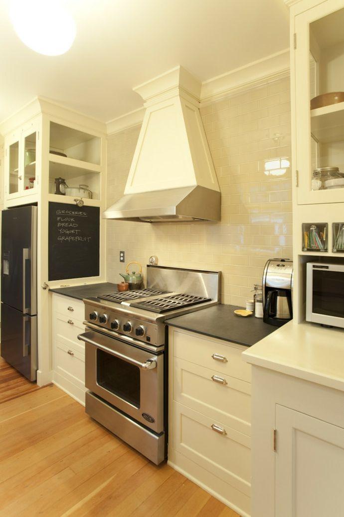 Schiefertafel modern praktisch-Kreidetafel in Küche
