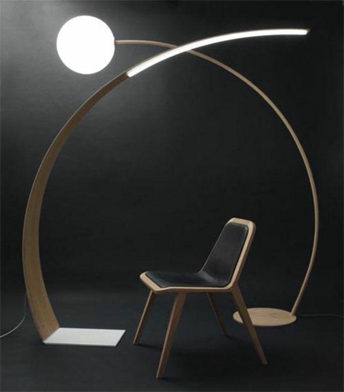 Schnittige Designerleuchte-Lampen und Leuchten