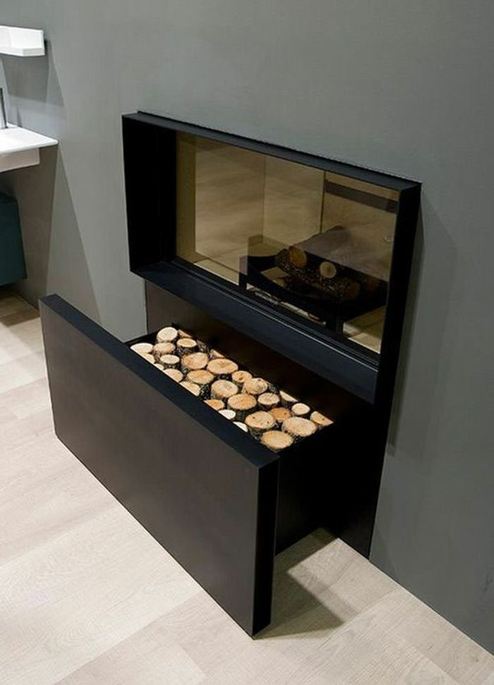 Brennholzregal wohnzimmer design  Fernsehtisch Selber Bauen | ambiznes.com