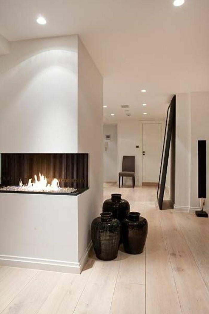 Schwarze Bodenvasen-Dekorative Bodenvasen im zeitgenössischem Design