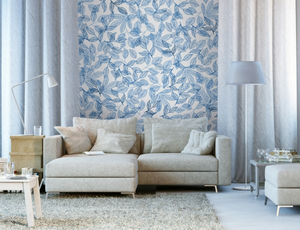 Skandinavischer Wohnstil- Skandinavisches Design