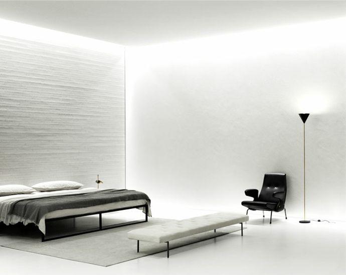 Skandinavisches Design-Möbel fürs Schlafzimmer