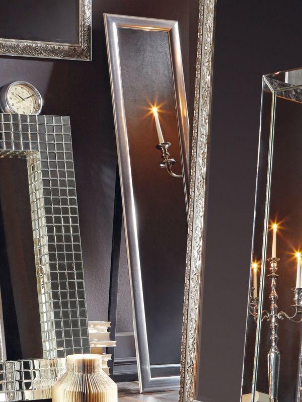 Standspiegel aus Eisen-Wohnaccessoires Ideen