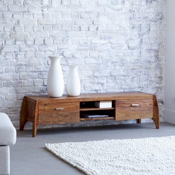 TV-Möbel aus Bambus-Bambus Dekoration