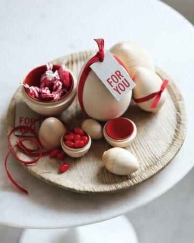 Tisch Dekoration-Tisch Dekoration Ostern
