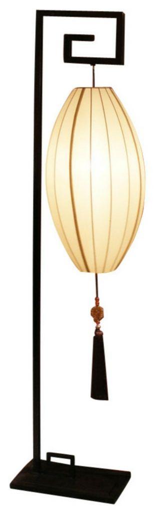 Tischleuchte asiatisch Fernost modern-Orientalische Lampen