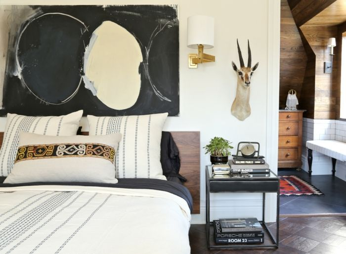 Urban-Eklektisches Design Schlafzimmer