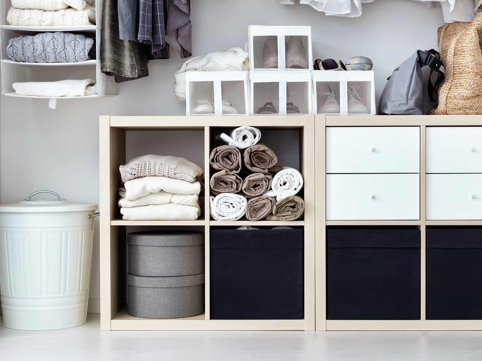 wandregale und organisation zu hause in neuer dimension vorgestellt. Black Bedroom Furniture Sets. Home Design Ideas