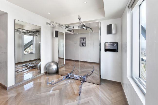Wohnzimmer, Home-Fitness, Kinesis Personal-Fitnessgerät