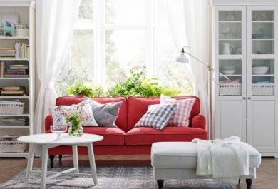 rot-blau-weiß ? eine unvergängliche kombination - trendomat.com - Wohnzimmer Rot Blau