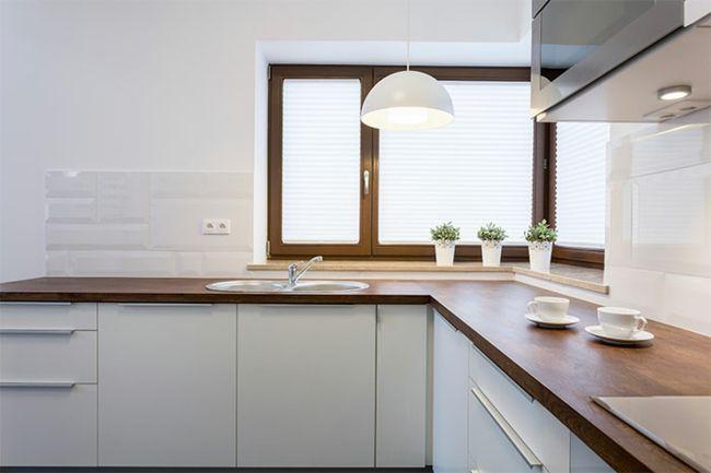 Zusätzliches Licht für die helle Küche-Feng Shui Küche Beleuchtung Farben Einrichtung Lichtstimmung Wohlbefinden Wohlstand