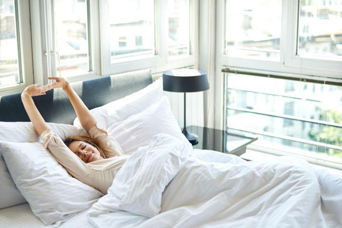 besserer Schlafkomfort-Tempur Produkte