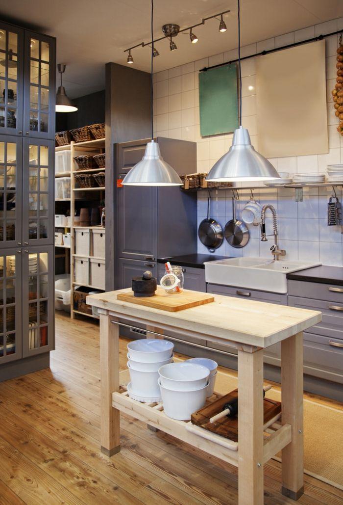 Ideen f r die innenraumgestaltung in vintage und shabby for Deko kitchen herbstdeko