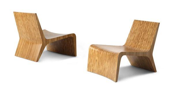 hochwertige Stüle aus Bambus-Bambus Dekoration