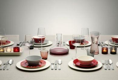 Iittala Geschirr faszination glas und porzellan zerbrechliches design aus