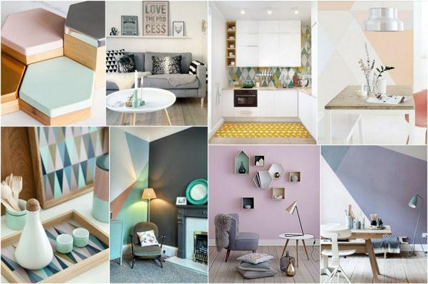 skandinavische Möbel und Accessoires strahlen eine unkomplizierte Eleganz aus- Skandinavisches Design