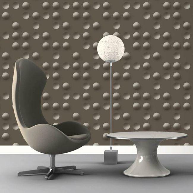 tolle Illusionen aus Vlies und Papier für die Wand in 3D-Look-moderne-deko-wand-tapete