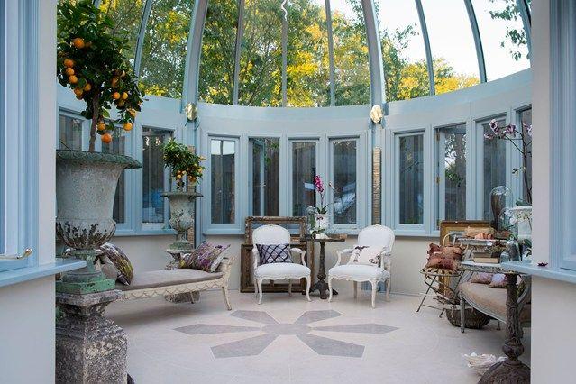 Architektur Kuppel Stahl Glas